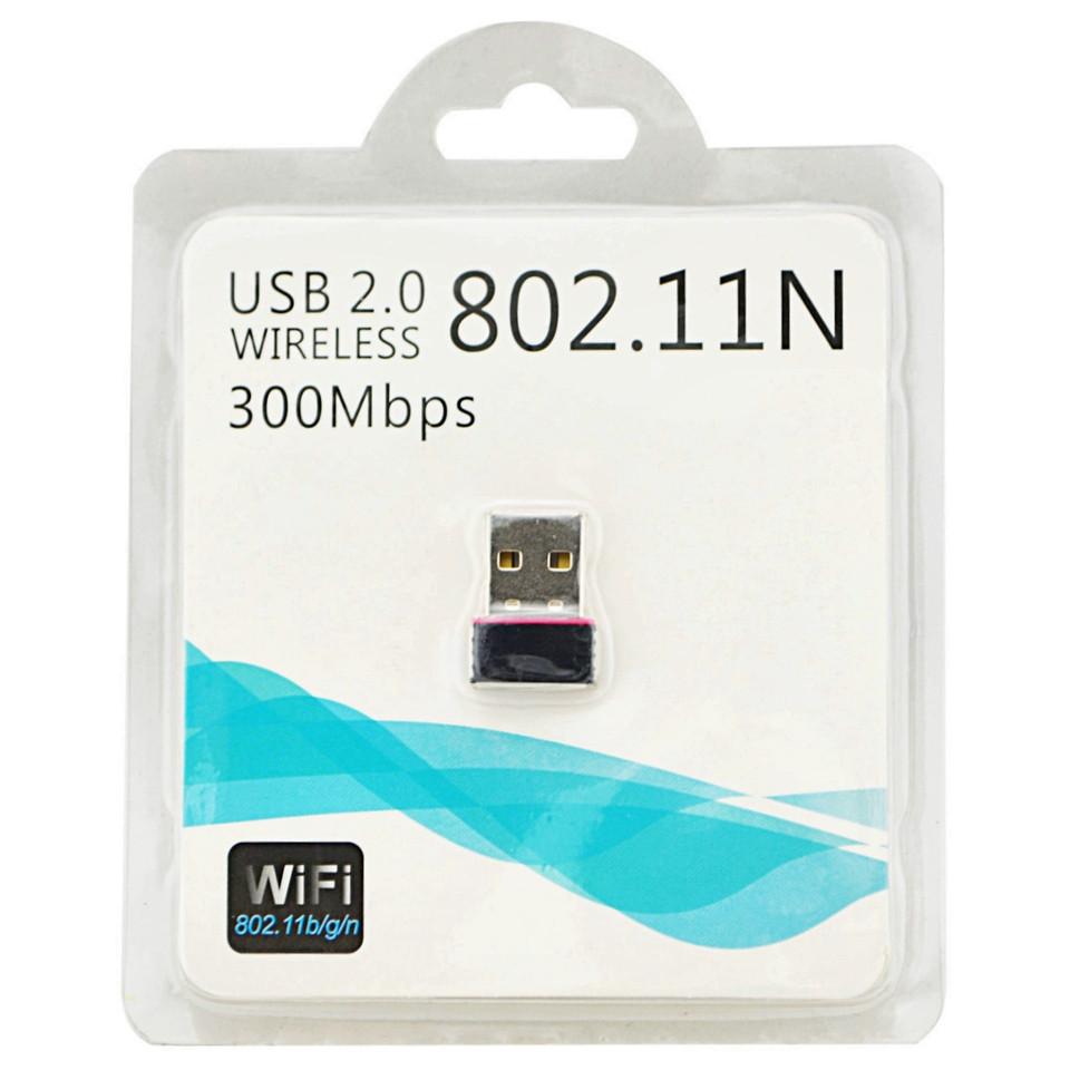 Внешний Usb wifi адаптер для ПК LV-UW01 802.11N 300Mbps Сетевой Юсб вайфай приемник Adapter