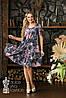 Женское платье большие размеры 46-58