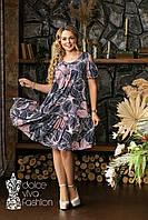 Женское платье большие размеры 46-58, фото 1