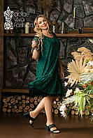 Женское платье большие размеры 48-58, фото 1