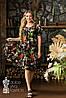 Літнє плаття великий розмір 46-56