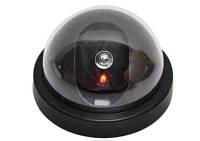 Видеокамера муляж купольная, камера обманка Camera Dummy, фото 1