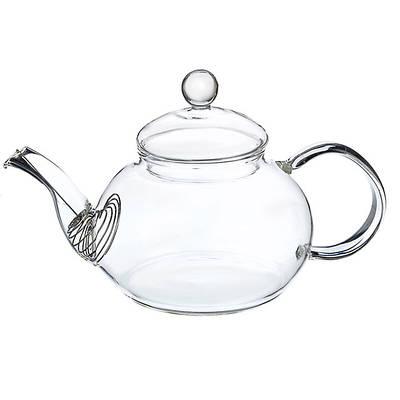 Заварочные чайники и ложки