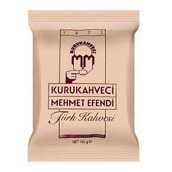 ТУРЕЦКИЙ КОФЕ Mehmet Efendi