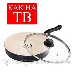 Сковорода Жароварка Dry cooker, фото 2