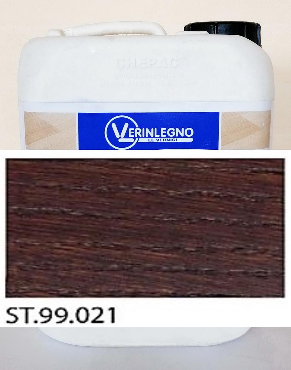 Барвник (морилка, просочення, бейц) для дерева VERINLEGNO ST.99.021, тара: 1л.