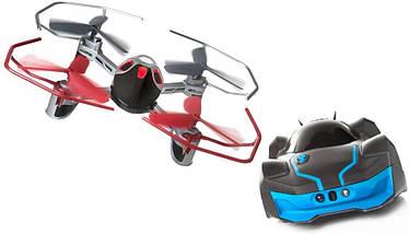 Роботизированные машина и дрон Wow Wee Robotic Enhanced R.E.V. Air, фото 2