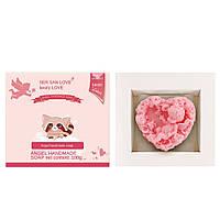 Мыло ручной работы с экстрактом розы Sersanlove Angel Handmade Soap, 100г, фото 1