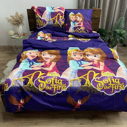 Распродажа полуторное постельное белье Бязь Gold –  Sofia Sofia, фото 2