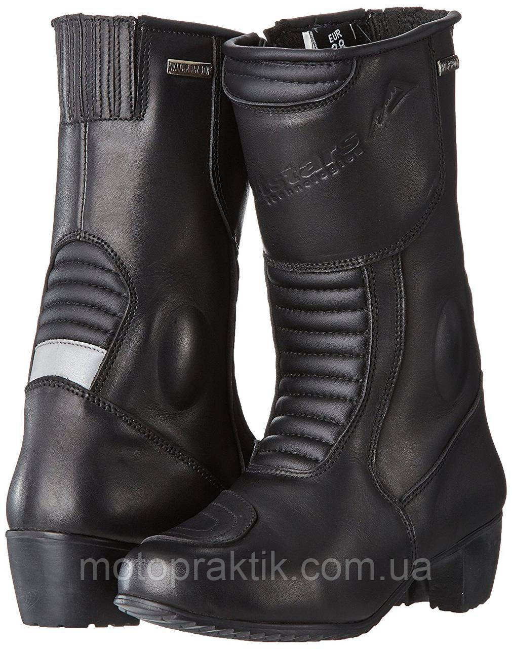 Outstars Siena Lady Boots, EU36 Мотоботы женские (кожа) с защитой