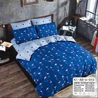 Комплект постельного белья Евро ALICEMONA сатин (K-AB-6-010)