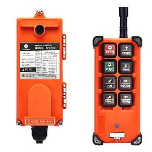 Дистанционное радиоуправление для кранов, тельферов F21-E1B, 1 пульт