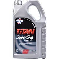 Моторне масло FUCHS TITAN SUPERSYN LONGLIFE 0W-40 5л