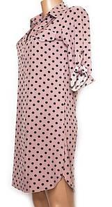 Сорочка плаття в горошок (42,44,46,48)