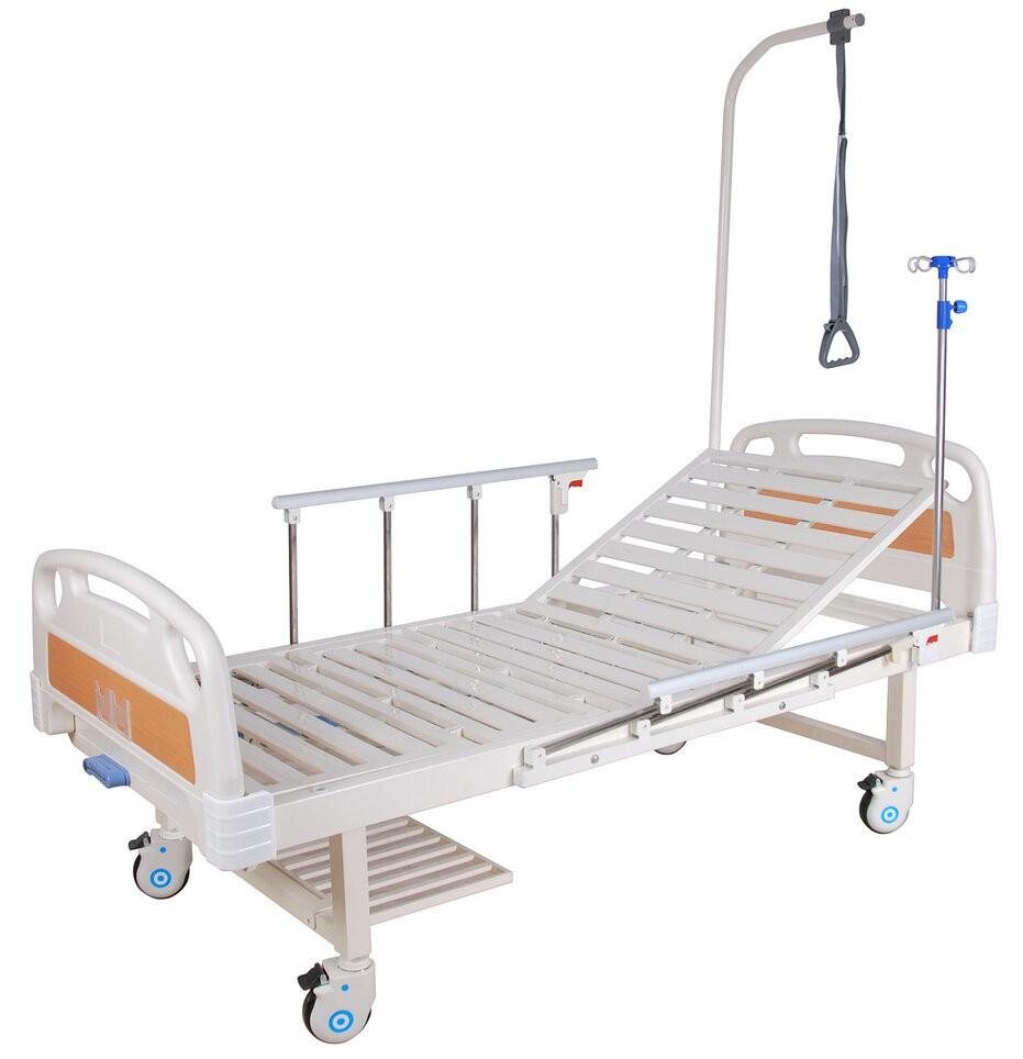 Ліжко механічна E-17B Праймед (1 функція) ЛДСП
