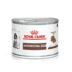 Корм Royal Canin Gastro Intestinal Puppy Роял Канін Гастро Інтестінал Паппі для цуценят 195 г