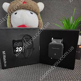 Смарт-часы Xiaomi Mi Watch Lite REDMIWT02 Black Global