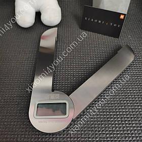 Цифровые легкие переносные весы для кухни 5 кг - Xiaomi YESHM YHC1680S