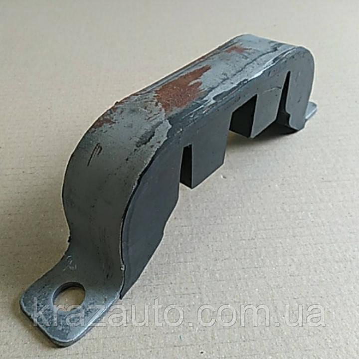 Скоба опоры двигателя КрАЗ (кпп КРАЗ, МАЗ) усиленная 256-1001005