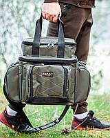 Сумка для рыбалки, Карповая сумка, Сумка для снастей, Fisher