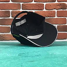 Кепка Бейсболка Мужская Женская City-A с логотипом Авто Mercedes-Benz Мерседес Nico Черная, фото 3