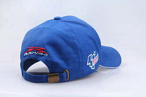 Кепка Бейсболка Чоловіча Жіноча City-A з логотипом Авто Suzuki Сузукі Синій, фото 2