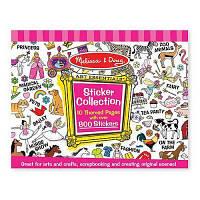 Набор для творчества Melissa&Doug Розовые стикеры , 700 шт. (MD4247)