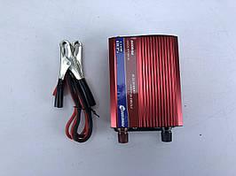 Перетворювач PowerOne + 12V-220V 500W + USB|LED (PD-500W)