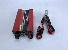 Перетворювач PowerOne Plus 24V-220V 1000W + USB (SSB-1000)