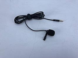 Мікрофон з петличкой і роз'ємом Jack 3.5 мм Lavalier KM-002