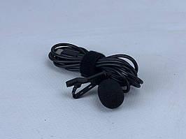 Мікрофон з петличкой і роз'ємом Type-C Lavalier JH-042