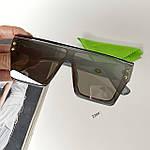 УЦІНКА Сонцезахисні окуляри-маска, сірі, фото 4