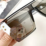 УЦІНКА Сонцезахисні окуляри-маска, сірі, фото 6