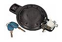 Ручка передньої лівої дверкі (водійська) FIAT DOBLO 01-10р. (Polcar), фото 2