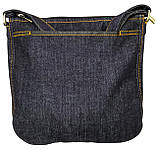 Джинсова сумка ПУХНАСТИК 2, фото 5