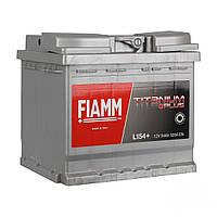 Аккумулятор автомобильный FIAMM TITANIUM PLUS 6СТ- 54Аз 520А R