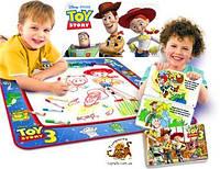 Коврик для рисования Истории игрушек