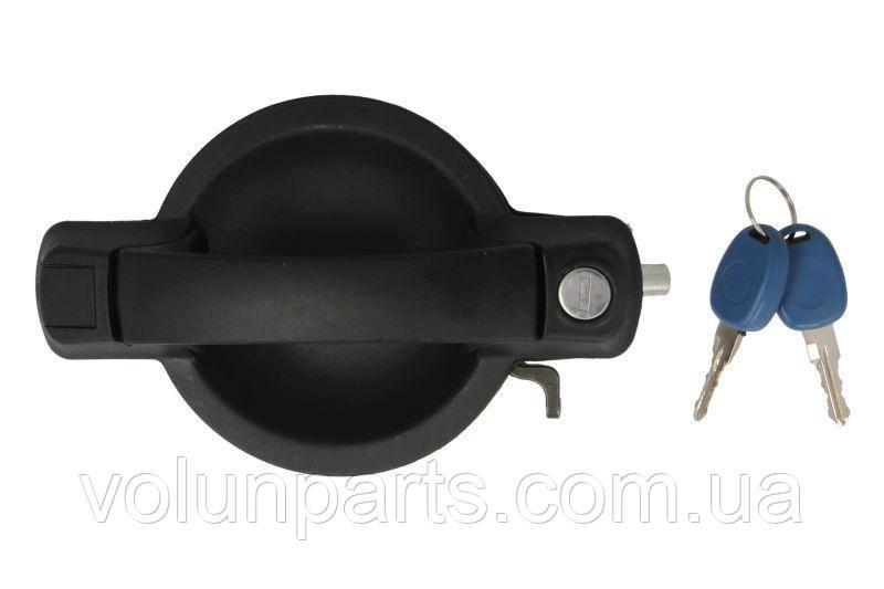Ручка передньої правої дверкі (пасажирська) FIAT DOBLO 01-10р. (Polcar)
