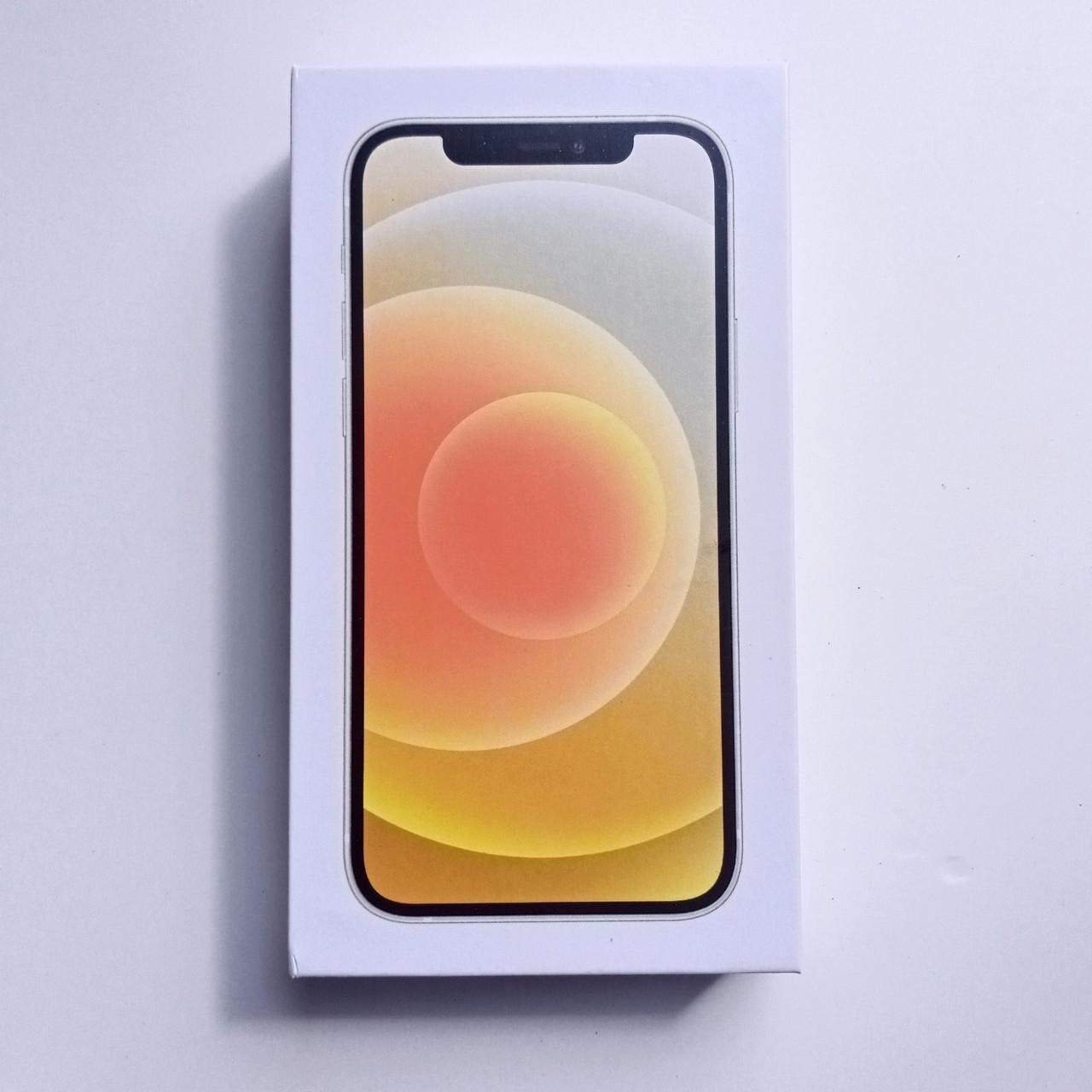 Коробка Apple iPhone 12 Mini White