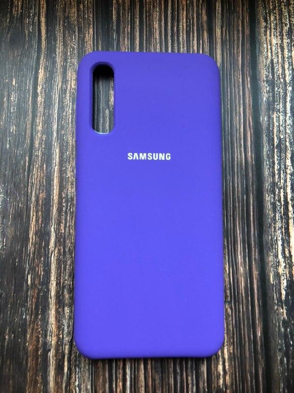 "Чохол Samsung A30S №3 ""Монарх"" Silicon Case"