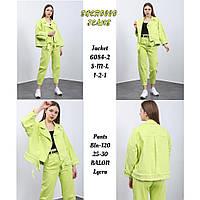 """Куртка джинсова жіноча стильна, кольорова, яскрава, розміри S-L (4кол) """"RAMIL"""" недорого від прямого постачальника"""