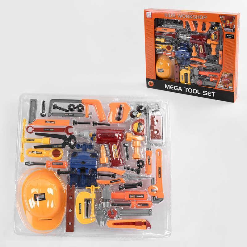 Набор инструментов 2009 (12) 42 детали, в коробке