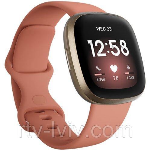 Часы Fitbit versa 3