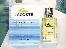 Lacoste Essential Sport Тестер Lux 100 ml