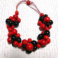 Буси Калина (червоно-чорна)