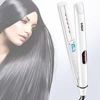 Утюжок выпрямитель для волос VGR V-501 Белая