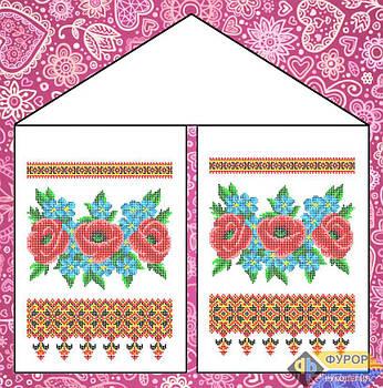 Набор Рушник под икону для вышивания бисером (РБИ-002-Н)