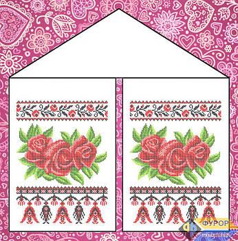 Набор Рушник под икону для вышивания бисером (РБИ-006-Н)