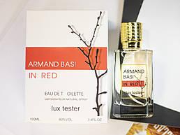 Armand BasiIn Red Armand Basi In Red Тестер Lux 100ml