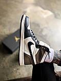 """Мужские/женские кроссовки Nike Air Jordan 1 Retro """"Dark Mocha, 36, фото 2"""